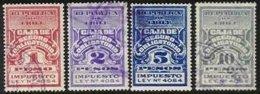 CHILE, Revenues, Used, F/VF - Cile