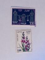 ALGÉRIE   1986-87    LOT# 17 - Algérie (1962-...)