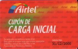 TARJETA TELEFONICA DE ESPAÑA, (PREPAGO) 225. - Spanje
