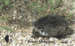 OMAN(GPT) - Desert Hedgehog, CN : 44OMNE/B(normal 0), Used - Oman
