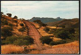 Südwestafrika / Namibia  -  Khomashochland Pass  -  Ansichtskarte Ca.1980   (8383) - Namibia