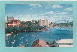 Old Postcard Of Rushcutters Bay, Sydney, New South Wales, Australia,V56. - Sydney