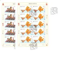 2015. Moldova, Europa 2015, 2 FDC With 2 Sheetlets, Mint/** - Europa-CEPT