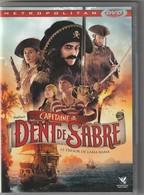 DVD  Capitaine Dent De Sabre  Le Tresor De Lama Rama    Etat: TTB Port 110 Gr Ou 30gr - Enfants & Famille