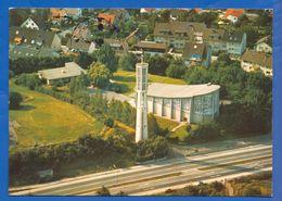 Deutschland; Bad Vilbel; Kath. Kirche; Verklärung Christi - Bad Vilbel