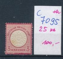 D.-Reich Nr. 25 **   (c7095  ) Siehe Scan - Germany