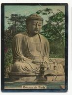 Korea Estatua De Buda Bouddha Statue  Average Condition - Corée Du Sud