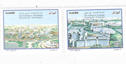 Algeria New Iseu 2018,New Town 2v,complete Set NNH- SKRILL PAYMENT  ONLY - - Angola