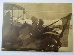 1917 -  Petrograd Санкт-Петербу́рг -  Révolution Russe - Coupure De Presse Originale (Encart Photo) - Documents Historiques