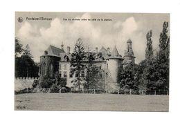 BELGIQUE . Fontaine-l'Evêque . Vue Du Château Prise Du Côté De La Station - Réf. N°7665 - - Fontaine-l'Evêque