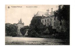 BELGIQUE . Fontaine-l'Evêque . Vue Partielle Du Château - Réf. N°7667 - - Fontaine-l'Evêque