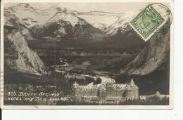 BANFF SPRINGS   HOTEL AND BOW VALLEY - Banff