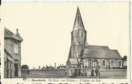 Zuyenkerke   -    De Kerk - Zuienkerke