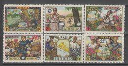 Liberia - INDUSTRY / EXPORT 1949 MH - Liberia