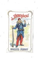 10593 - Lot De 2 CHROMOS, BISCUITS PERNOT : - Pernot