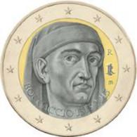 *ITALIA - 2 Euro Commemorativo 2013: GIOVANNI BOCCACCIO - Italia