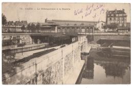 CPA 75 - PARIS - 78. Le Métropolitain à La Bastille - Dos Simple - CLC - Stations, Underground