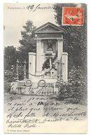 Cpa: 59 VALENCIENNES - Tombeau De Ernest. Hiolle (Sculpteur) 1908  N° 7 - Valenciennes