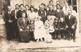 03 Allier  : Gennetines Carte Photo Communion Réf 3872 - Autres Communes