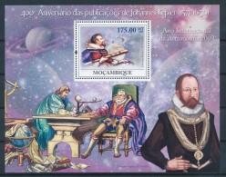 D- [401276] **/Mnh-Mozambique 2008 - 400ème Anniversaire Des Publication De Johannes Kepler - Astronomie