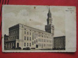 Opole / Oppeln - Neues Rathaus / Feldpost - Polonia