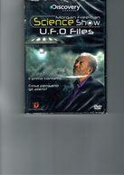 UFO FILES MORGAN FREEMAN SCIENCE SHOW IL PRIM0 CONTATTO ALIENI Come Nuovo - DVD