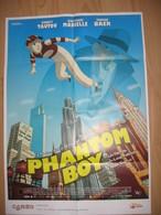 Affiche Phantom Boy Gagnol Alain Felicioli Jean-Paul 2015 - Affiches & Offsets
