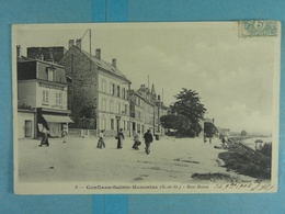 Conflans-Sainte-Honorine Rue Basse - Conflans Saint Honorine