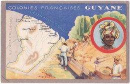 Colonies Françaises. GUYANE (2) - Guyane