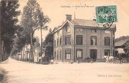 10-CLAIVAUX- HÔTEL SAINT-BERNARD - France