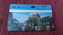 Phonecard Curacao 509 A Used - Antilles (Netherlands)