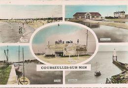 14 Calvados  : Courseuilles-sur-Mer Multivues  Réf 3887 - Courseulles-sur-Mer