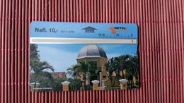 Phonecard Curacao 601 M Used - Antilles (Netherlands)