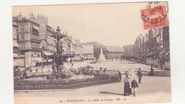 CPA - 20. BORDEAUX Les Allées De Tourny - Bordeaux