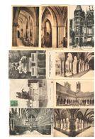 Lot De 35 Cartes Divers - Postcards