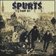 SPURTS - Caen '82 - EP - Les TROUBADOURS Du CHAOS - MEMOIRE NEUVE - PUNK - Punk