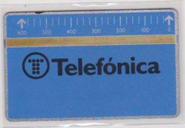 SPAIN 711A - Phonecards