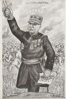 Militaria : Patriotiques : Leur épouvantail ( Joffre ) - Patriotiques