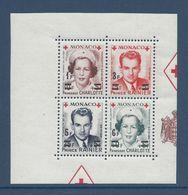 Monaco - YT N° 379 A à 382 A - Neuf Sans Charnière - 1951 - Monaco