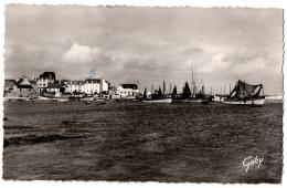 CPSM PF 29 - LESCONIL (Finistère) - 9. Vue Sur Le Port - Lesconil