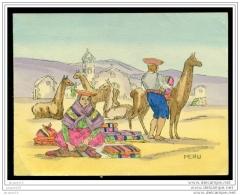 Peru 1945 Christmas Card No Stamp - Perù