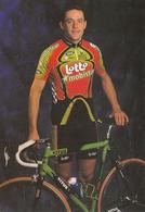 CYCLISME  JACKY DURAND  (LOTTO MOBISTAR) - Cyclisme