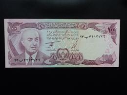 AFGHANISTAN : 100 AFGHANIS  1356  P 50c  NEUF / UNC - Afghanistan