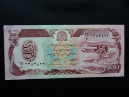 AFGHANISTAN : 100 AFGHANIS  1358  P 58a  SPL / A.U. - Afghanistan