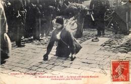 France - 17 - Saint-Martin-de-Ré - Le Forçat Cul-de-jatte Bernard S' Embarquant Pour La Guyane - Ile De Ré
