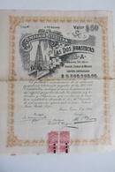 Compagnie Pétrolière Du Mexique - Pétrole