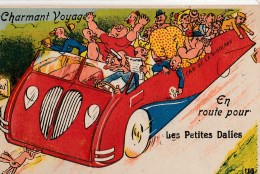 76 - LES PETITES DALLES - (En Route Pour) - Charmant Voyage - France