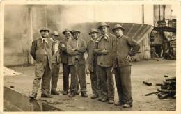 Hainaut - Charbonnage - Carte-Photo - Les Mineurs - Zonder Classificatie