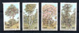 Ciskei - 1983 - Trees (1st Series) - MNH - Ciskei
