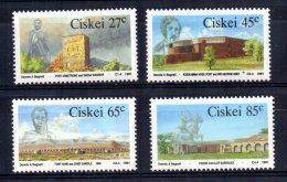 Ciskei - 1991 - 19th Century Frontier Forts - MNH - Ciskei